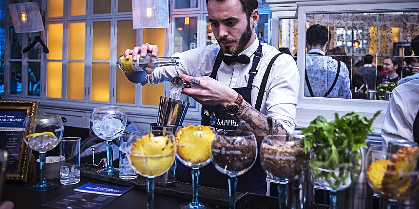 Hire Mobile Bar